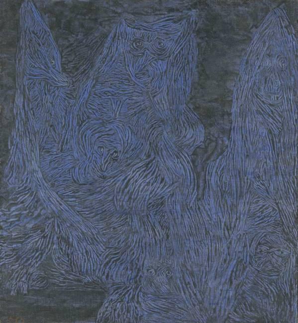 "Paul Klee, ""Walpurgisnacht"", 1935, Tate Britain"